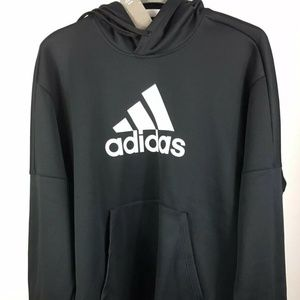 Adidas Athletics Team Issue Pullover Hoodie